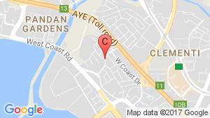 Botannia location map