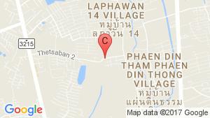 3 Bedroom Townhouse for sale in Pruksa Prime Bangphlu-Ratchapruk, Bang Rak Yai, Nonthaburi location map